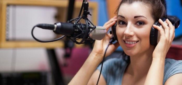 Consejos para locutores de radio