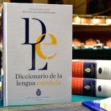Diferentes ediciones del Diccionario de la Real Academia de la lengua Española.